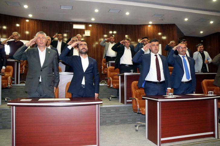 Bitlis İl Genel Meclisinden Barış Pınarı Harekatı'na destek