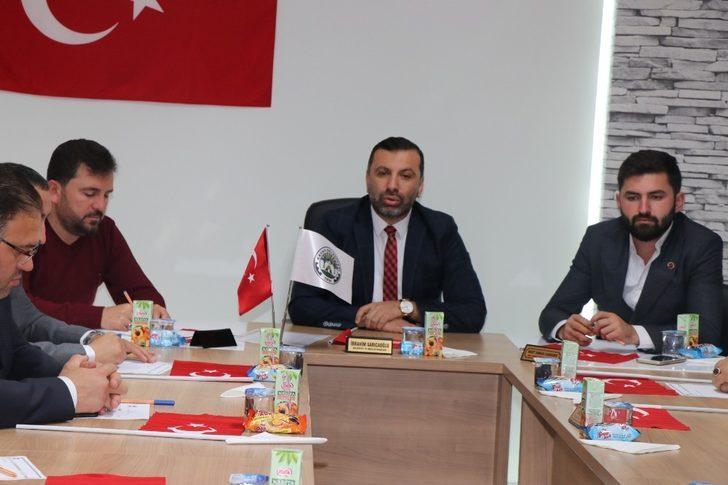Kavak meclis üyelerinden Mehmetçik'e anlamlı destek