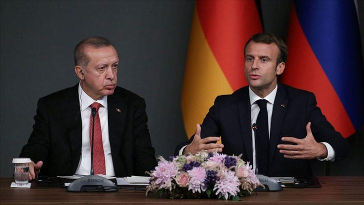 Fransa'dan Erdoğan'la görüşme açıklaması: Karar verdik!