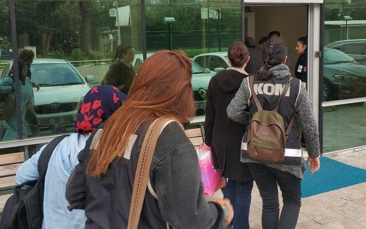 Samsun'da FETÖ'den adliyeye sevk edilen 3 kişiye adli kontrol