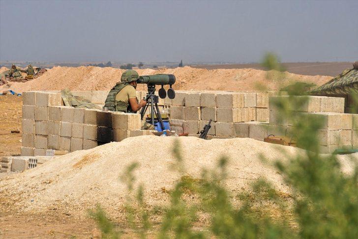 Son dakika! Milli Savunma Bakanlığı: PKK/YPG'nin güvenli bölgeden geri çekilmesi  yakından takip edilmektedir