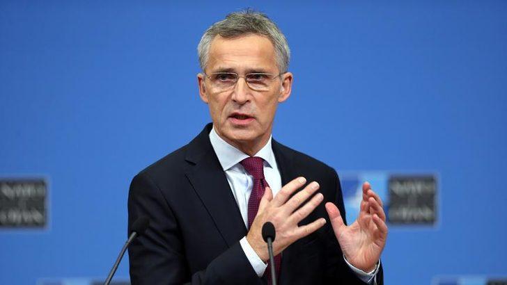 NATO Genel Sekreteri Stoltenberg'den Türkiye-ABD arasındaki anlaşma açıklaması