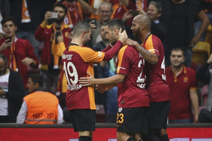 Galatasaray'da Ömer Bayram, Beşiktaş derbisi öncesi cezalı duruma düştü