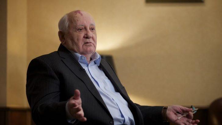 Gorbaçov'dan ABD ve Rusya'ya: 'Görüşme Masasına Geri Dönün'