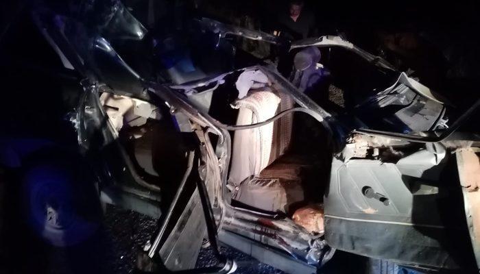 Adana'da kına gecesine giderken kaza yaptılar: 2 ölü, 5 yaralı