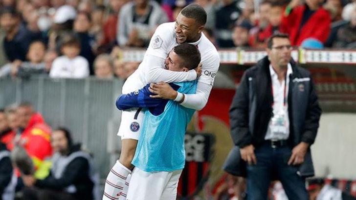 Nice 1-4 Paris Saint-Germain