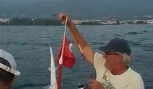 İzmir'de art arda köpek balığı heyecanı