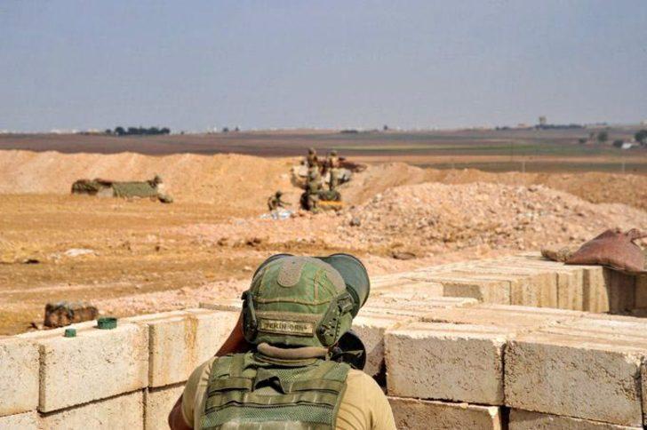 MSB: PKK/YPG'li teröristler son 36 saatte 14 saldırı gerçekleştirdi