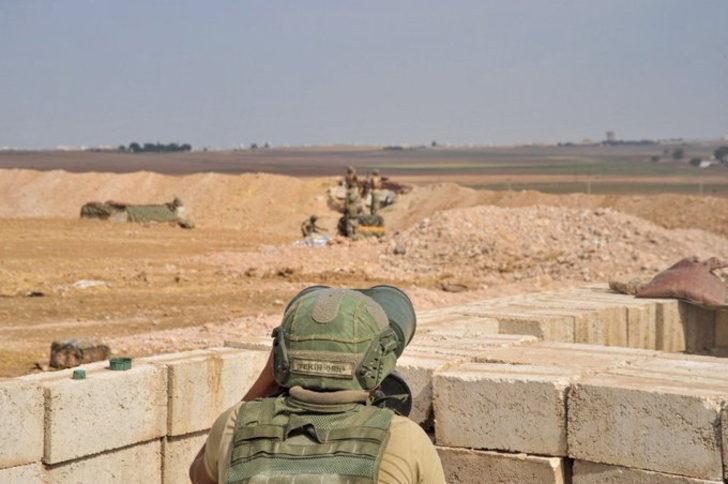 Son dakika! MSB: PKK/YPG son 36 saatte 14 taciz/saldırı gerçekleştirdi