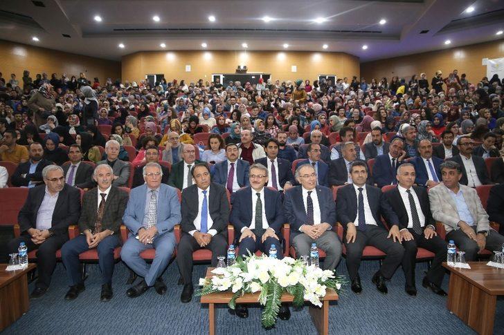 Bingöl Üniversitesi  akademik yılı açılış töreni