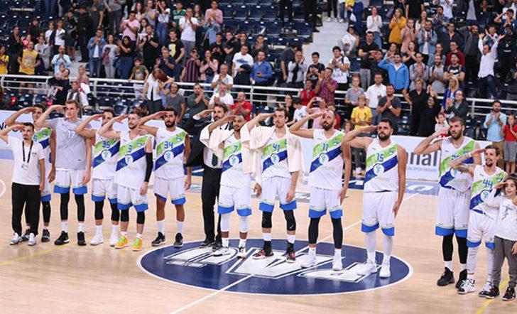 Yabancı basketbolculardan Mehmetçiğe selam