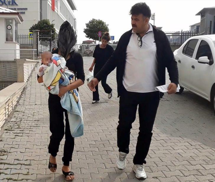 Samsun'da hırsızlık şüphelisi 4 kadından 2'si tutuklandı