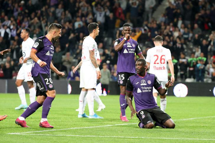 Toulouse 2 - 1 Lille