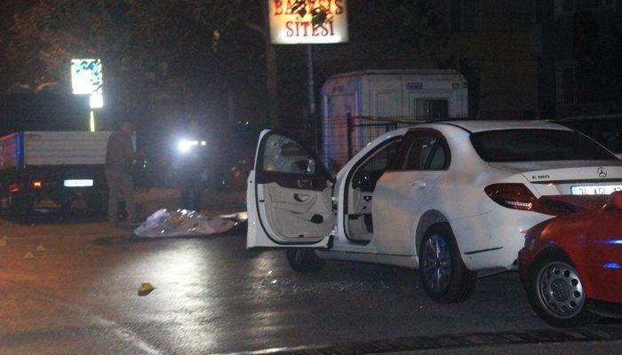 Yer: İstanbul! Önce eski eşi ve araçtaki doktoru ardından kendini vurdu!