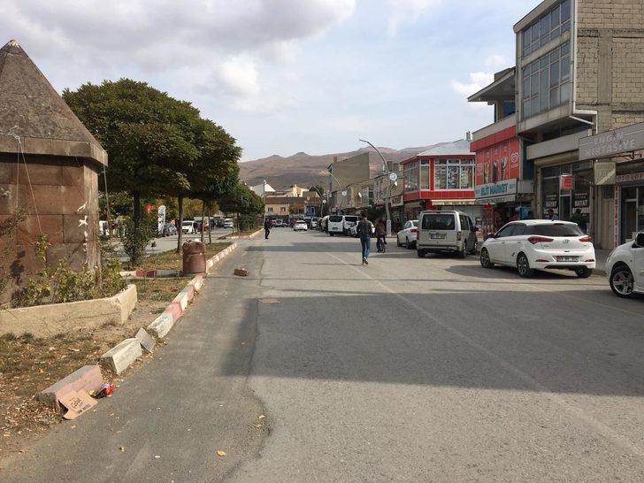 Van Muradiye'de 4 büyüklüğünde deprem