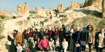 Arabanlı kursiyerlere Kapadokya gezisi