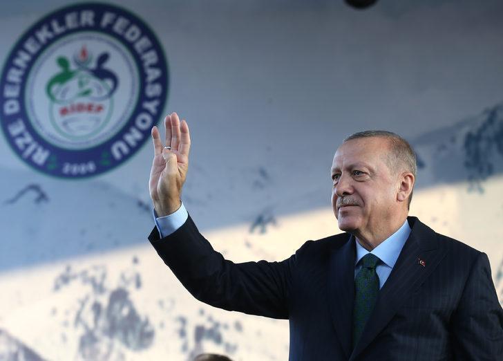 Erdoğan: Son teröristi bölgeden temizleyene kadar mücadelemizi sürdüreceğiz