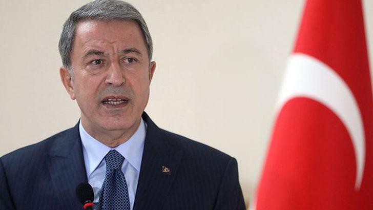 Son dakika! Milli Savunma Bakanı Hulusi Akar'dan canlı yayında önemli açıklamalar