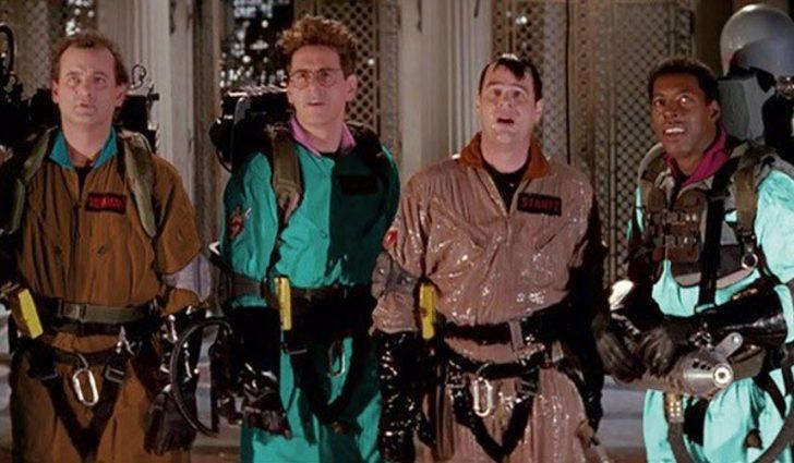 Ghostbusters 2020'nin çekimleri sona erdi
