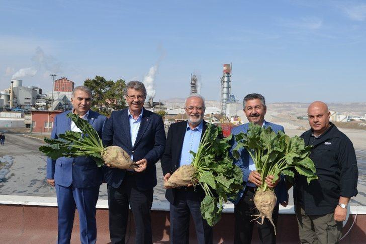 """Elitaş, """"Kayseri Şeker, Türkiye'nin gururu haline geldi"""