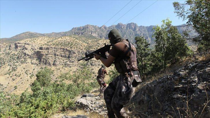 İçişleri Bakanlığı: 3 ilde düzenlenen operasyonlarda biri gri listede 7 terörist öldürüldü