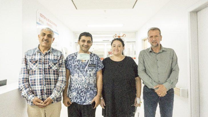 Zayıflamak için Almanya'dan Gaziantep'e geldi