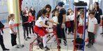 TED Ankara Kolejinde üreten pedallar