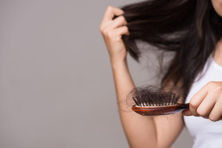 Saç dökülmesine 'dur' demek mümkün mü?