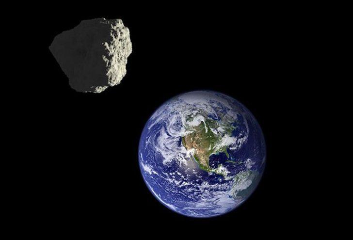 NASA açıkladı! Dünya yeni bir asteroid tehdidiyle karşı karşıya