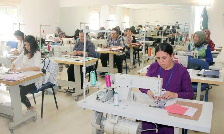 Çankaya'da istihdama yönelik eğitimler devam ediyor