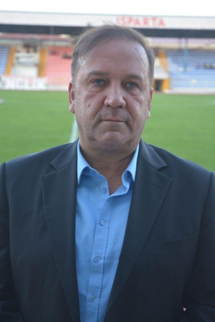 """Isparta 32 Spor Başkanından sitem: """"Karaman'da kötü ağırlandık"""""""