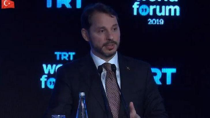 Son dakika! Bakan Albayrak'tan TRT World Forum'da önemli açıklamalar