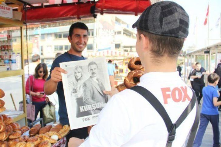 Kurşun dizisi ne zaman başlıyor? Kurşun için İstanbul sokaklarından ilginç tanıtım