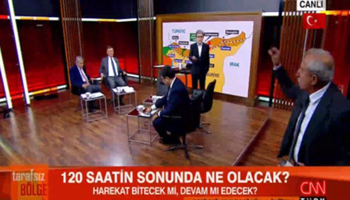 AK Partili Orhan Miroğlu ve CHP'li Aytuğ Atıcı arasında CNN Türk canlı yayınında sert tartışma!