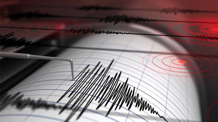 Yunanistan'da 3.8 büyüklüğünde deprem