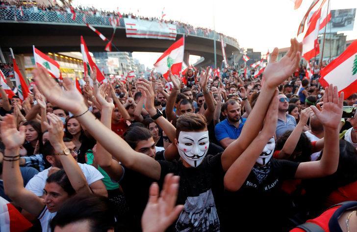 Lübnan'da önlem paketi protestoları durduramadı!