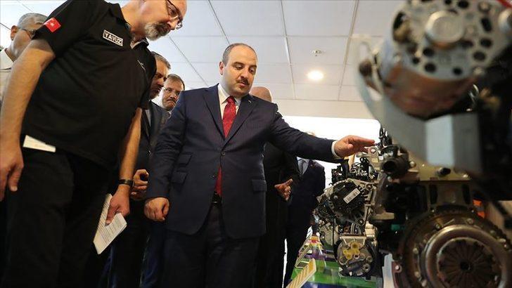 Türkiye'de bir ilk! Alüminyum motor bloku için test üretimi başladı