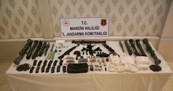 Mardin'de 3 PKK'lı terörist eksiz hale getirildi