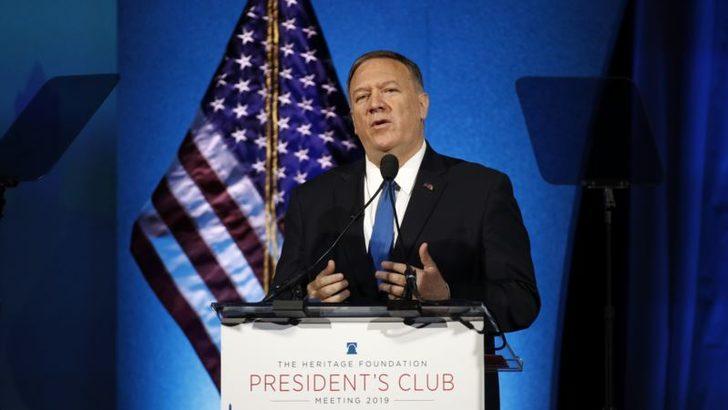 ABD Dışişleri Bakanı Pompeo: NATO'nun değişmesi gerekiyor