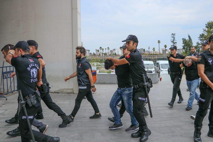 Hatay'da uyuşturucu satıcılarına operasyon! 3 kişi tutuklandı