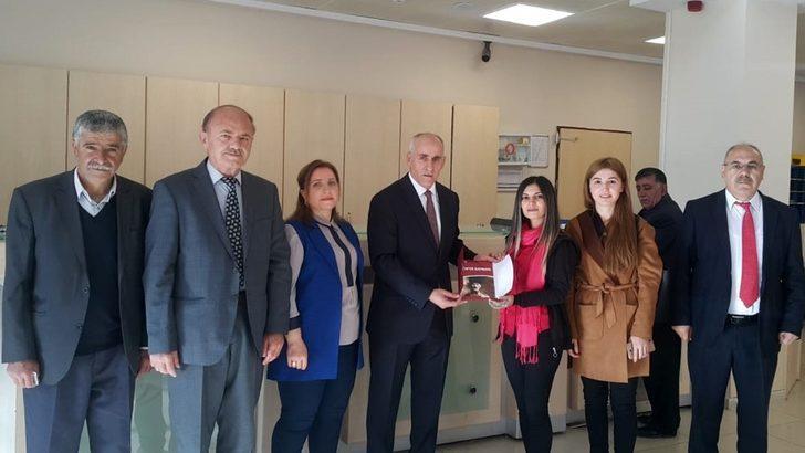 Ardahan'da PTT'nin 179'uncu yıl dönümü kutlanıyor