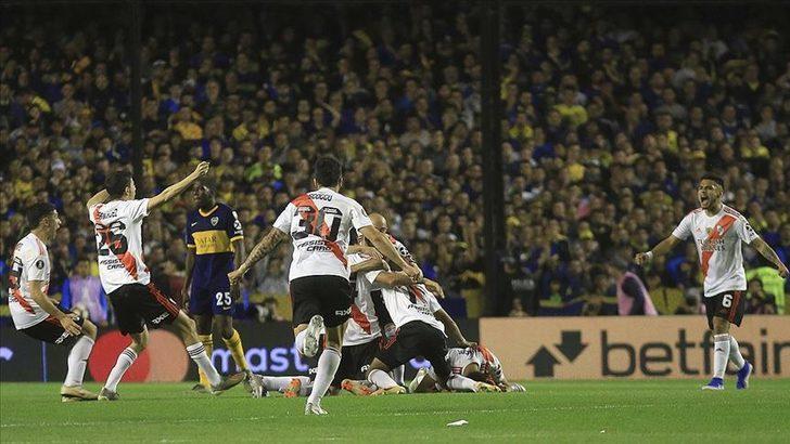 River Plate üst üste ikinci kupanın peşinde