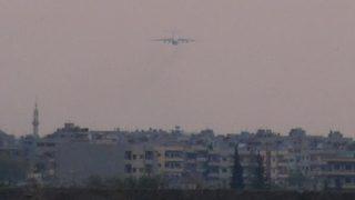 Rus uçağı hareketliliği!
