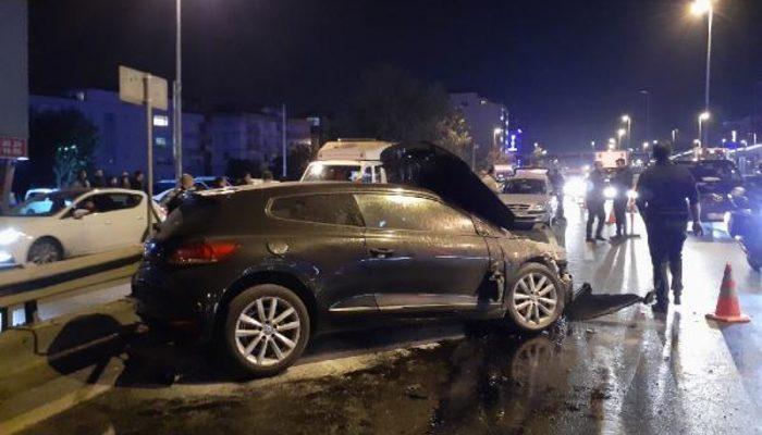 İstanbul'da korkunç kaza! Ekipler olay yerinde kopan parmaklarını aradı!