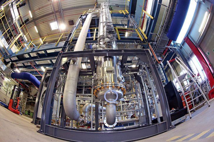 Siemens ve Evonik'ten temiz performans için karbondioksit projesi