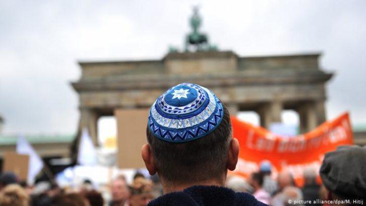 Araştırma: Her dört Alman vatandaşından biri Yahudi düşmanı