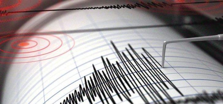 Karabük'te peş peşe depremler!