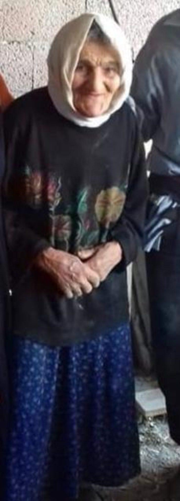 Alzheimer hastası yaşlı kadın, 3 gündür kayıp
