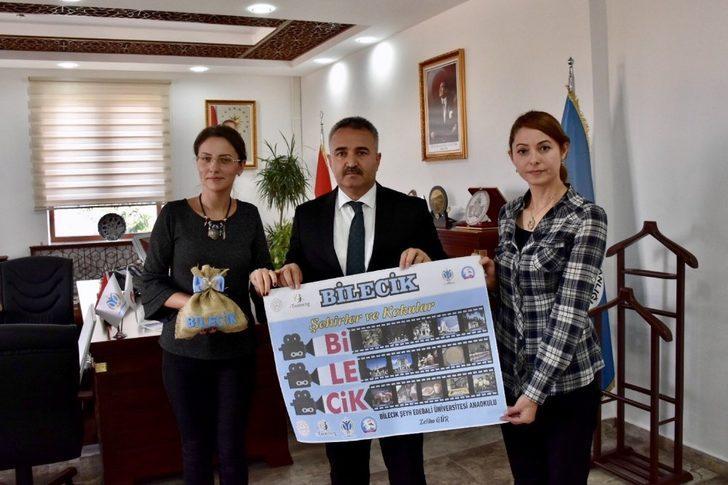 """""""Şehirler ve Kokular"""" projesi Alanya'da Bilecik'i temsil edecek"""