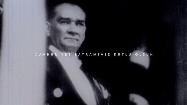 Turkcell'den 'Tatil değil bayram' mesajlı 29 Ekim filmi